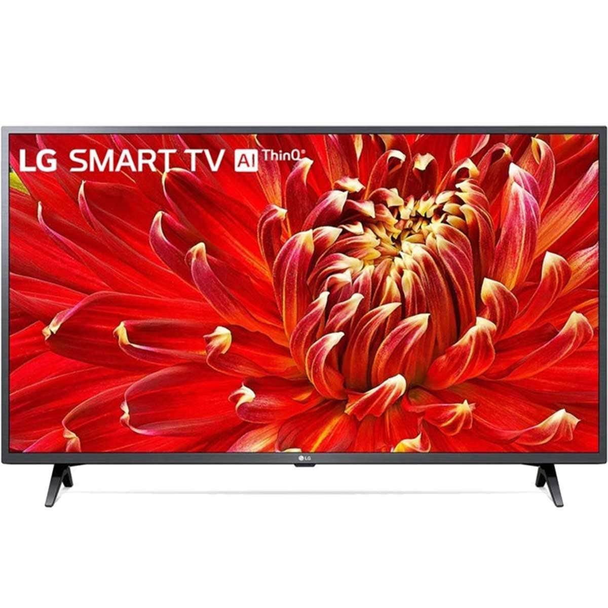 Pantalla Smart Full HD LG 43 pulgadas 43LM6300PSB